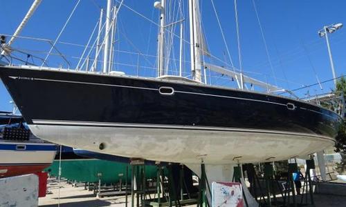 Image of Jeanneau Sun Odyssey 52.2 for sale in Greece for €127,000 (£109,502) Kilada, Greece