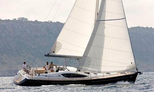 Image of Jeanneau Sun Odyssey 50 DS for sale in Greece for €205,000 (£175,967) Lefkas, Greece
