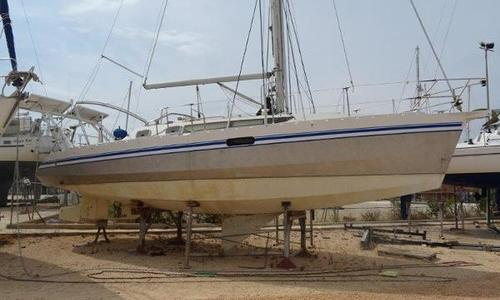 Image of Alubat Ovni 345 for sale in Greece for €120,000 (£104,447) Lefkas, Greece