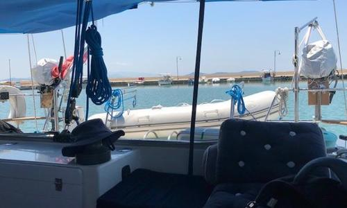 Image of Prout Snowgoose 37 Elite for sale in Greece for £77,000 Lefkas, Greece