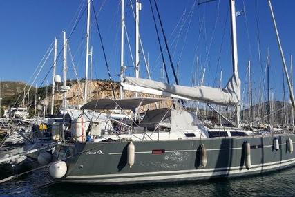 Hanse 540E for sale in Greece for €209,500 (£185,115)