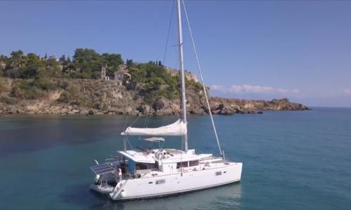 Image of Lagoon 450 for sale in Greece for €349,500 (£303,183) Kalamata, Greece