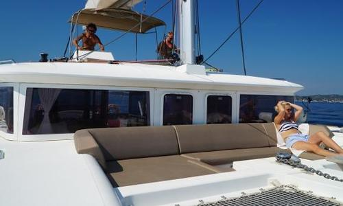 Image of Lagoon 450 for sale in Greece for €349,500 (£319,181) Kalamata, Greece