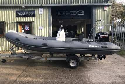 Brig Falcon Rider 500 (2018) for sale in United Kingdom for £18,995
