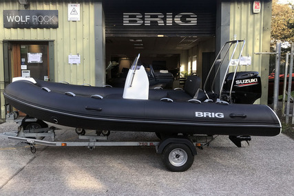 Brig Falcon Rider 420 (2018) for sale in United Kingdom for £14,995