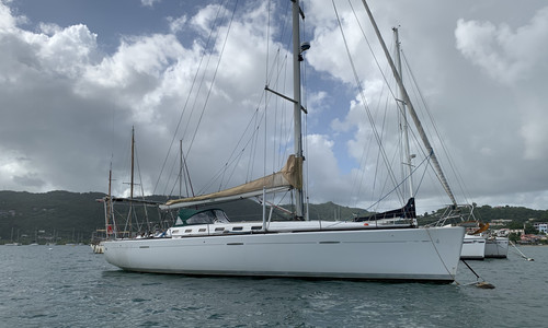 Image of Beneteau First 47.7 for sale in Martinique for €110,000 ($133,271) Le Marin, Martinique