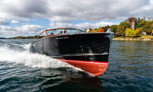 Image of Stephens Brothers Triple Cockpit Runabout for sale in United States of America for $295,000 (£213,250) Clayton, NY, United States of America