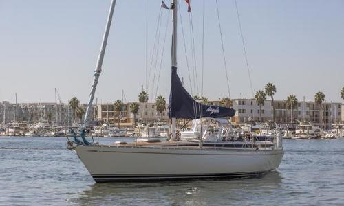 Image of Nautor's Swan MK 44 for sale in United States of America for $195,000 (£140,962) Marina Del Rey, CA, United States of America