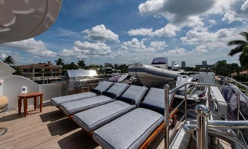 Image of Richmond Tri-Deck Motor Yacht for sale in United States of America for $14,900,000 (£11,197,535) Savannah, GA, United States of America