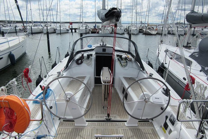 Dehler 34 for sale in Germany for €153,200 (£137,064)