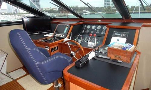 Image of Azimut Yachts 76 Power Boat for sale in Thailand for €710,000 (£609,222) Pattaya, , Thailand