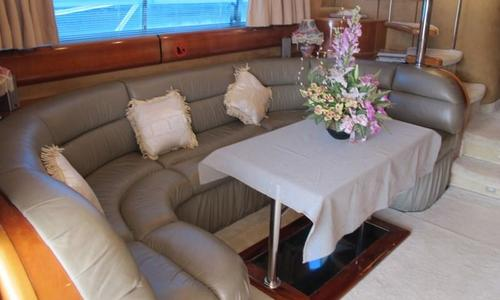 Image of Princess 66 for sale in Malaysia for $390,000 (£276,169) Malaysia