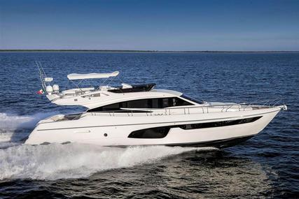 Ferretti 650 for sale in Hong Kong for €1,090,000 (£938,797)