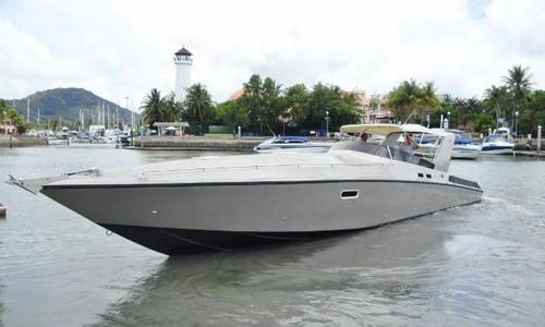 Image of Custom Offshore Power Cruiser 46 for sale in Thailand for $193,300 (£139,715) Thailand