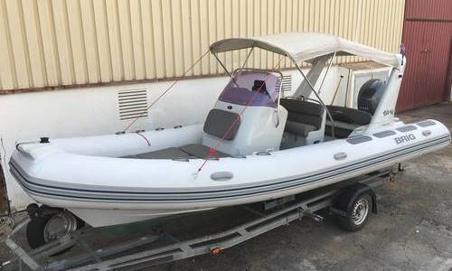 Image of Brig Eagle 650 for sale in Spain for €32,000 (£27,591) Menorca, Spain