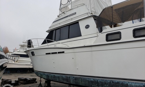 Image of Carver Yachts 3207 Aft Cabin for sale in United States of America for $19,400 (£14,024) Amesbury, Massachusetts, United States of America