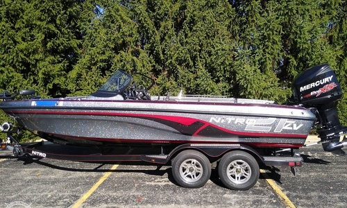 Image of Nitro ZV21 for sale in United States of America for $58,000 (£42,010) Kalamazoo, Michigan, United States of America