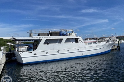 DE BIRS YACHTS 75 for sale in United States of America for $80,000 (£56,779)