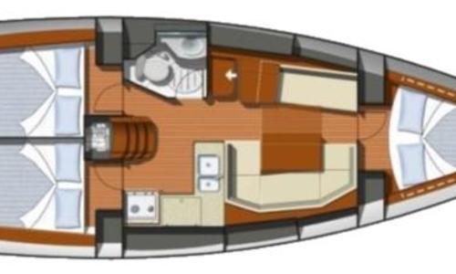 Image of Jeanneau Sun Odyssey 36i for sale in Greece for £54,950 Corfu, Greece