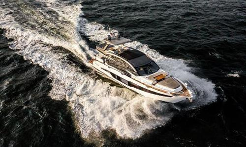 Image of Galeon 700 Skydeck for sale in United Kingdom for £1,825,990 Southampton, United Kingdom