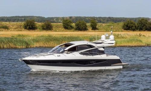 Image of Galeon 560 Skydeck for sale in United Kingdom for £898,990 Southampton, United Kingdom