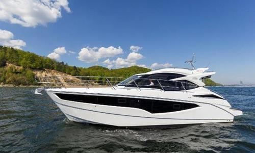 Image of Galeon 365 HTS for sale in United Kingdom for £293,145 Southampton, United Kingdom