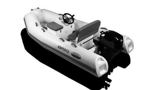 Image of Brig Falcon 300 for sale in United Kingdom for £10,000 Swanwick, United Kingdom