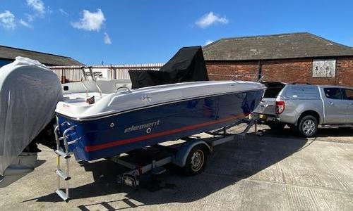 Image of Bayliner Element CC7 for sale in United Kingdom for £43,500 Poole, United Kingdom