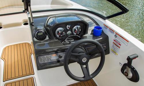 Image of Bayliner VR6 Bowrider for sale in United Kingdom for £62,450 Chertsey, United Kingdom