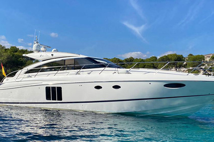 Princess V56 for sale in Spain for €579,000 (£520,571)