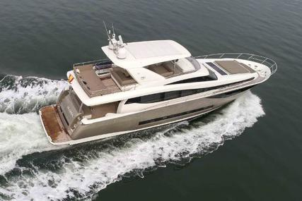 Prestige 750 for sale in Spain for €1,899,000 (£1,644,825)