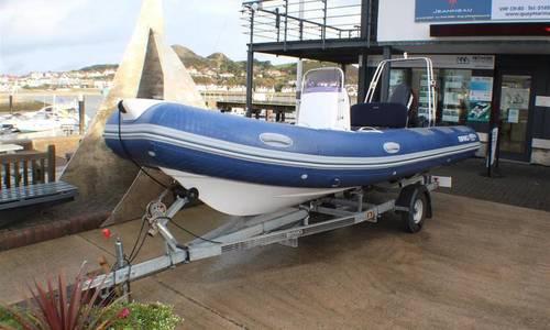 Image of Brig Falcon 500HL for sale in United Kingdom for £14,999 Northern Spain, United Kingdom