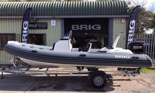 Image of Brig Eagle 6H Custom Black for sale in United Kingdom for £45,232 Kingsbridge, United Kingdom