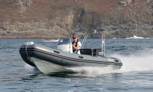 Image of Brig Falcon Rider 500HL for sale in United Kingdom for £21,390 Kingsbridge, United Kingdom