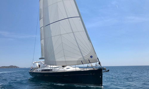 Image of Beneteau Oceanis 58 for sale in France for €430,000 (£386,437) Six-Fours-les-Plages, , France