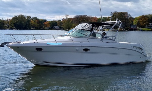 Image of Sea Ray 290 Amberjack for sale in United States of America for $47,500 (£34,054) Middle River, Maryland, United States of America