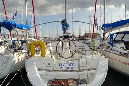 Jeanneau Sun Odyssey 36i for sale in Greece for €54,000 (£47,796)