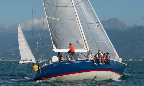 Image of German Frers 59 for sale in Italy for €145,000 (£124,816) Toscana, Toscana, , Italy