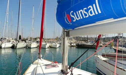 Image of Jeanneau Sun Odyssey 33i for sale in Greece for €39,500 (£33,893) Gouvia, , Greece