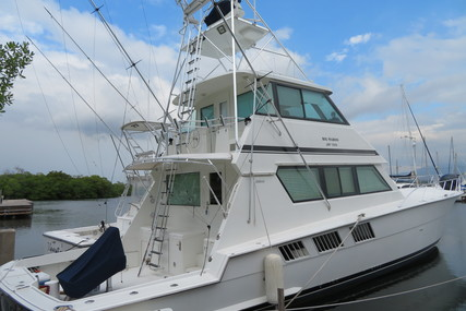 Hatteras 65 Convertible Enclosed Bridge for sale in Jamaica for $295,000 (£211,794)