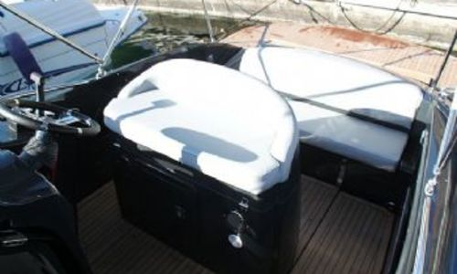 Image of Clear EFB Cabin Clear Aquarius Cabin sterndrive version for sale in United Kingdom for €47,781 (£41,006) South West, Poole, United Kingdom