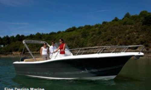 Image of White Shark 226 CC for sale in United Kingdom for £58,795 South West, Poole, United Kingdom