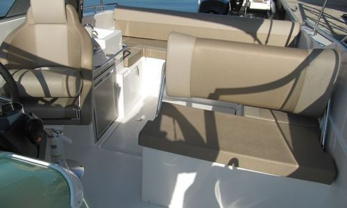 Image of OCEANMASTER 660 Bow Rider for sale in United Kingdom for P.O.A. South West, Poole, United Kingdom
