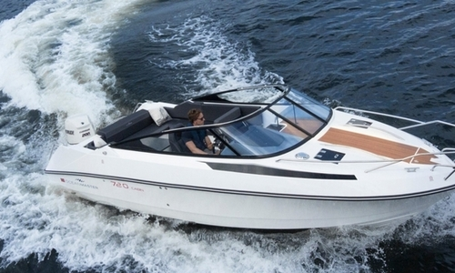 Image of OCEANMASTER 720 Cabin for sale in United Kingdom for P.O.A. South West, Poole, United Kingdom