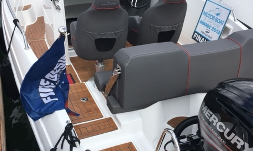 Image of OCEANMASTER 630WA for sale in United Kingdom for £43,823 ($61,105) South West, Poole, United Kingdom