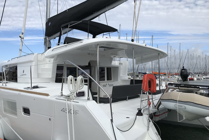 Lagoon 450 for sale in Martinique for €449,000 (£403,690)