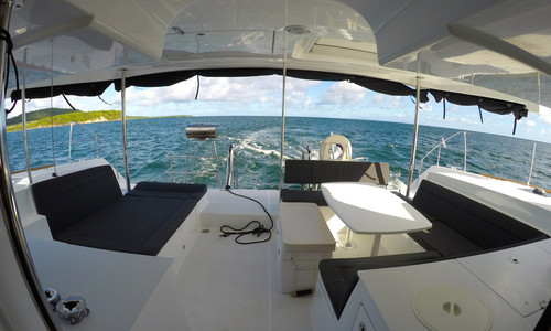 Image of Lagoon 450 for sale in Martinique for €449,000 (£399,502) Le Marin, Martinique