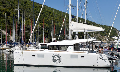 Image of Lagoon 39 for sale in Croatia for €285,000 (£252,407) Dubrovnik, Croatia