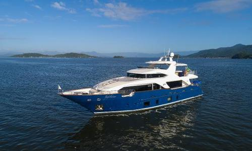 Image of Benetti Delfino 93 for sale in Brazil for $5,950,000 (£4,372,364) Balneario Camboriu, Brazil