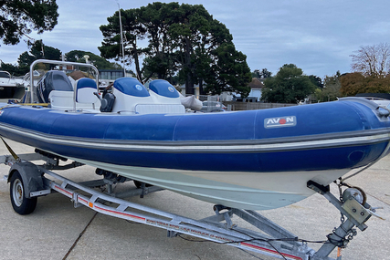 Avon 620 for sale in United Kingdom for £14,995